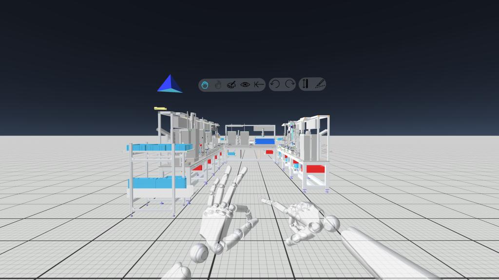 techtag - R3DT Die Bedeutung der Virtual Reality für die Industrie